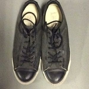 Men's size 10 NWOT Converse by John Varvatos shoes